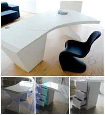 modern office secretary desk table simple design office table