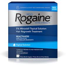 amazon com men u0027s rogaine hair loss u0026 hair thinning treatment