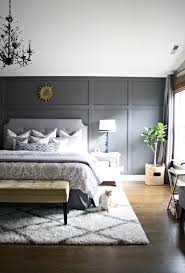 Master Bedroom Ideas With Wallpaper Accent Wall Gaining A Few Extra Inches Thrifty Decor Thrifty Decor