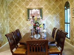 dining room designs decorating ideas wallpaper that make feeling