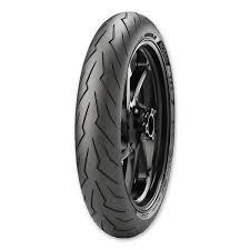 pirelli diablo rosso iii 120 70zr17 d spec front tire 922 080