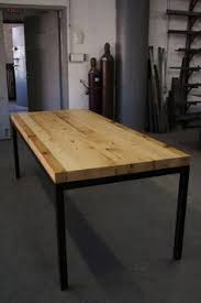 Timber Boardroom Table Custom Table For A Client 2200 X 990 X 750 90 X 32 Timber Boards
