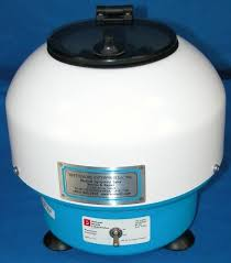 Table Top Centrifuge by Drucker 611b Table Top Centrifuge