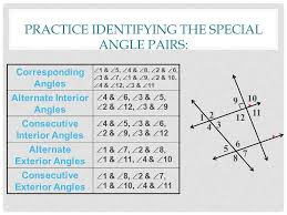 Alternate Corresponding And Interior Angles Section 3 1 Parallel And Skew Lines Ppt Video Online Download
