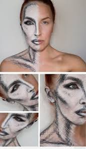 215 best halloween makeup tutorials images on pinterest make up