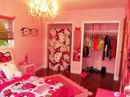 cool hello kitty teen bedroom decorating ideas cute teen bedroom