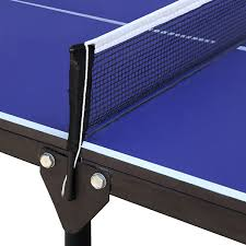 portable table tennis table hathaway crossover 60 in portable table tennis table jcpenney