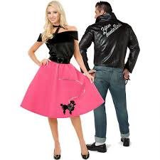 50s Pin Halloween Costumes 12 50s Images Couple Costumes Costume Ideas