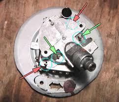 aircooled vw speedometer adjustment