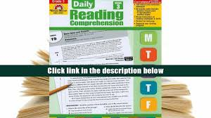 download daily reading comprehension grade 3 daily reading