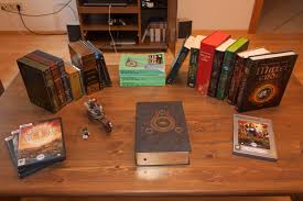 lord of the rings 50th anniversary edition after my 50th anniversary edition of the lord of the rings arrived