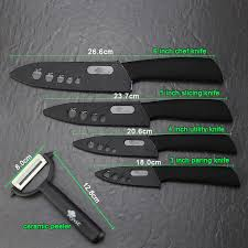 ceramic kitchen knives set aliexpress buy kitchen knives cooking set ceramic knife 3 4