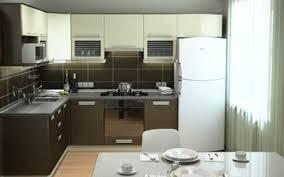 staging home interiors fridge door