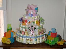 diper cake cakes make great baby shower gifts how to make your own