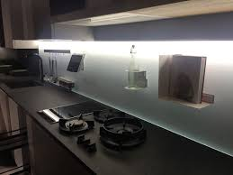 Glass Backsplashes For Kitchens by Under Cabinet Led Lighting Puts The Spotlight On The Kitchen Counter