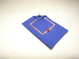 simple paper circuit make