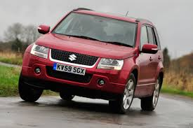suzuki grand vitara review auto express