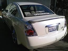 white nissan 2004 lowfairlane 2004 nissan altima2 5 s sedan 4d specs photos