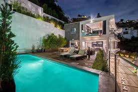 hollywood hills bachelor pad draws inspiration from fifty shades