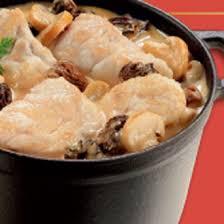 cuisiner ris de veau ris de veau aux morilles sauce au cognac magazine avantages