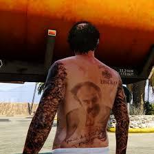 trev o steve o tattoo gta5 mods com