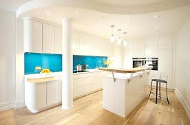back painted glass kitchen backsplash glass kitchen backsplash ideas view in gallery turquoise back