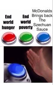 Meme Sauce - mcdonald s szechuan sauce top 10 best memes heavy com page 11