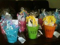 graduation gifts for kindergarten students arts crafts gift buckets prepare small graduation or summer gifts