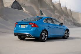 r design volvo before the test drive thoughts on the blue volvo s60 r design