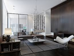 Contemporary Home Interior Designs Modern House Interiors With Dynamic Texture And Pattern