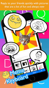 Meme Keyboard Iphone - meme keyboard apps 148apps