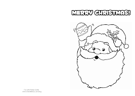 printable christmas cards kids u2013 happy holidays