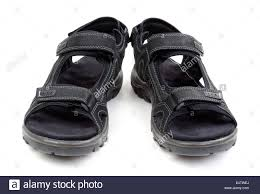 pair of mens sandals stock photo royalty free image 71846954 alamy