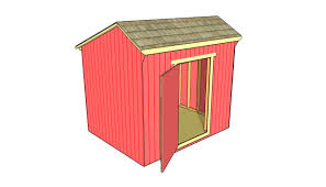 gambrel shed plans myoutdoorplans free woodworking plans and