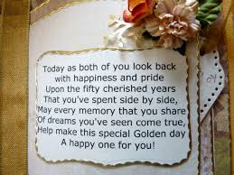 50th anniversary gift for parents 50th wedding anniversary quotes for parents gift ideas