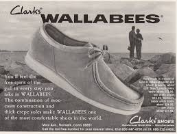 Most Comfortable Clarks Shoes Iconic Footwear Clarks Wallabees Everything To Everyone Well