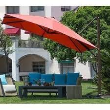 offset cantilever patio umbrella