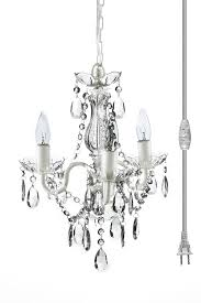 Chandeliers Song Charming Creative Co Op Metal Chandelier With Crystals