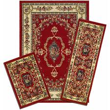3 kitchen rug set rugs decoration