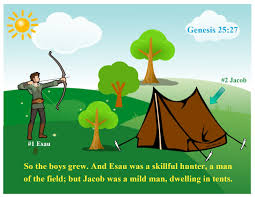bible fun for kids genesis jacob u0026 esau