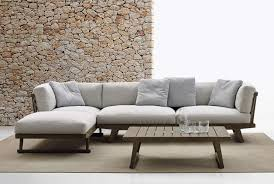 sofa gio b u0026b italia outdoor design by antonio citterio