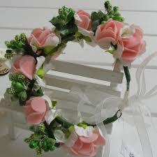 Wedding Wreaths Online Shop Brides Bridesmaids Wrist Garland Wedding Headwear Foam