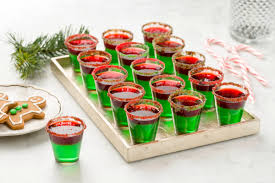 grinch jello shots best holiday jello shots delish com