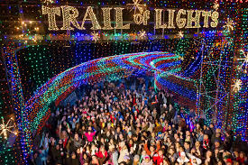 Denver Zoo Of Lights by Best Places To See Christmas Lights From D C To Las Vegas Cnn