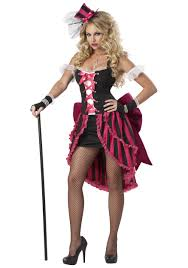 vire costumes for kids parisian showgirl costume