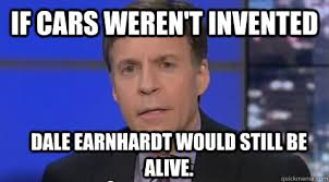 Dale Earnhardt Meme - are you sexually attracted to young boys bob costas quickmeme