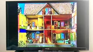 opening to in the big blue house and thanksgiving
