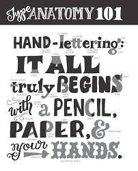 hand lettering for everyone a creative workbook cristina vanko