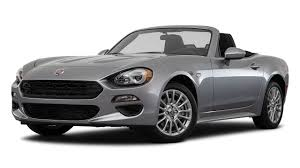 lease a 2017 fiat 124 spider manual 2wd in canada canada leasecosts