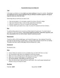 Example Essay Argumentative Writing Good Argumentative Essays Rogerian Argument Essay Outline Example